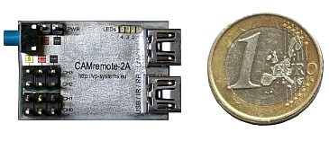 The CAMremote-2A